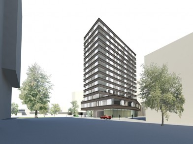 Competition Residential Building Seestadt Aspern